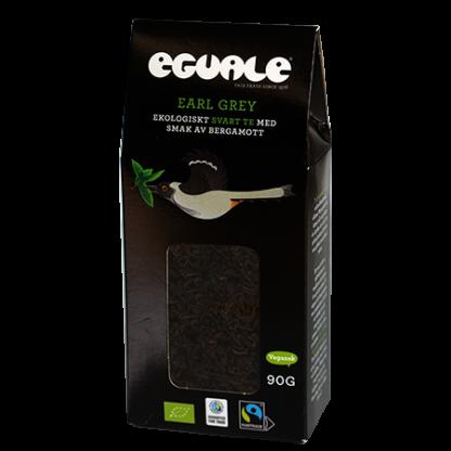 Eguale Earl Grey, ekologiskt och Fairtrade-märkt svart löste 90g