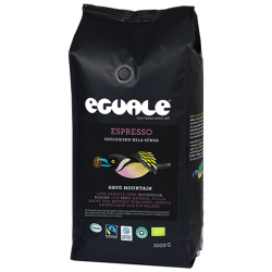 Eguale Gayo Mountain - Fairtrademärkt och ekologisk espresso