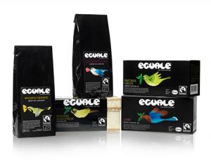 Eguale, Fairtrade-märkt och ekologiskt te
