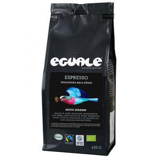 Eguale Espresso Moyo Sidamo, 425g - ekologisk och Fairtrade-certifierad