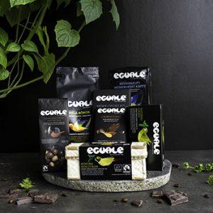 Eguale - alltid Fairtrade och ekologiskt