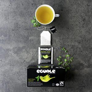 Eguale te Fairtrade och ekologiskt