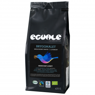 Eguale Bryggmalet, Mexican Light, Fairtrade och ekologiskt kaffe