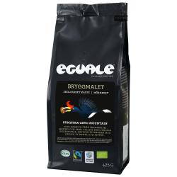 Eguale Bryggmalet, Sumatra Gayo Mountain, Fairtrade och ekologiskt kaffe